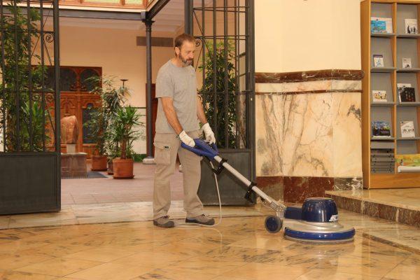limpieza de edificios