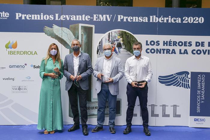 Premios Levante EMV 2020